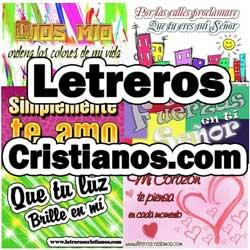 Letreros-Cristianos
